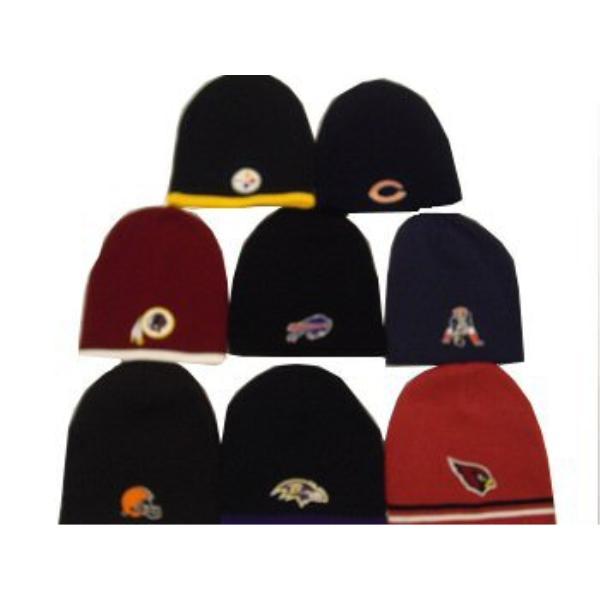 NFL Knit Beanie Caps 07ee619eb7f