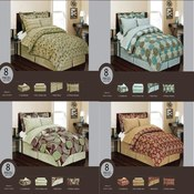 Twin 6 Piece Bed N Bag