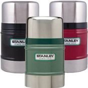 Stanley Classic Vacuum Food Jar  17oz- Asst Colors