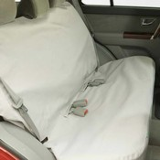 Mid to Large Bench Seat Gray