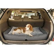 "Travel / SUV Bed Small Gray 24"" x 36"" x 7"""
