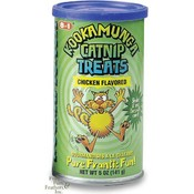 8-in-1 Kookamunga Chicken Catnip Treats 5 oz Wholesale Bulk