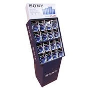 Sony STAMINA Plus AA/AAA-2pk Alkaline Display (AA-168, AAA-76)