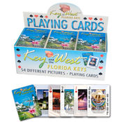 Key West/Florida Keys Playing Cards