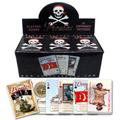 Pirates Playing Cards/Black Box