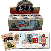 Pirates Playing Cards/Red Box
