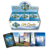 Life Quotes Playing Cards