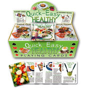 Quick-Easy Healthy Playing Cards