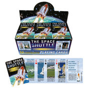 Space Shuttle Commemorative Playing Cards