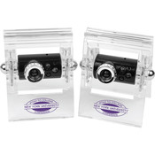 Imprintable Video Chat Camera Webcam - Twin Pack