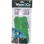 Water 2 Go Foldable Bottle Assorted Colors Wholesale Bulk