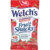 Fruit Snack Strawberry 2.25Oz