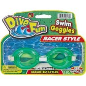 Swim Goggles Race