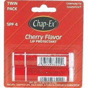 Chap-Ex Cherry Lip Balm 2 Pk
