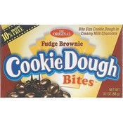 Fudge Brownie Bites 3.1 oz Wholesale Bulk