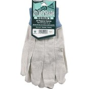 Womens Canvas Knit Work Glove
