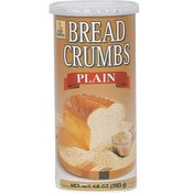 Plain Bread Crumbs 10Oz