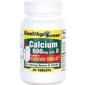 Super Calcium 600 W/D 30 Ct