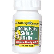 Body,Hair,Skin &amp;amp; Nails 18 Ct