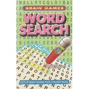 Brain Games Wordsearch Book