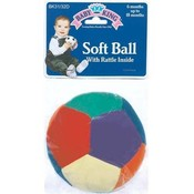 Baby Soft Play Ball with Rattle Inside