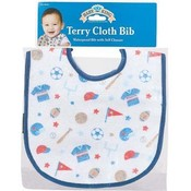 Baby Sports Bibs Assorted