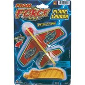 Foam Force Plane W/Launcher