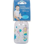 Printed Baby Bottle 5Oz