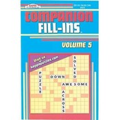 Companion Fill In Books Ast