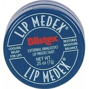 Blistex Lip Medex Lip Protectant In Container - 25 oz.