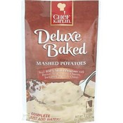 Mashed Potatoes Baked 4Oz