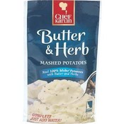 Mashed Potatoes Herb/Buttr 4Oz