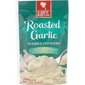 Mashed Potatoes Garlic 4Oz