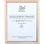 Document Frame 8.5 X 11 In