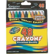 Crayons 48 Ct Wholesale Bulk