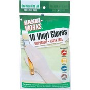 Vinyl Disposable Gloves 10Ct