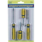 Screwdriver Set 4 Pc