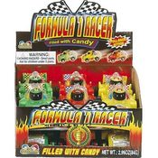 Formula Racer W/Cndy 2.96 oz Cd Wholesale Bulk