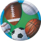 Wholesale Assorted Sports Decorations - Wholesale Assorted Sports Party Favors