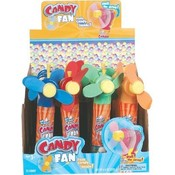 Fan Filled W/Candy .56 oz Wholesale Bulk