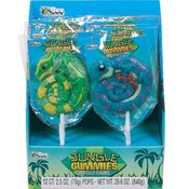 Jungle Gummypops 2.5Oz Cd