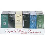 Men Crystal Fragrance Collection 2.75 ounce- Assorted Wholesale Bulk