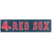 Boston Red Sox Giant 8&#39; x 2&#39; Banner