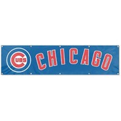Chicago Cubs Giant 8&#39; x 2&#39; Banner