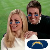 San Diego Chargers Team Decorating Strips