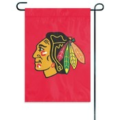 Chicago Blackhawks Garden/Window Flag