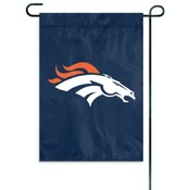 Denver Broncos Garden/Window Flag
