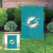 Miami Dolphins Garden/Window Flag