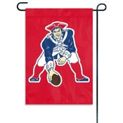 Patriots Garden/Window Flag Retro Pat the Patriot