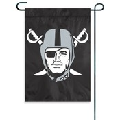 Oakland Raiders Garden/Window Flag